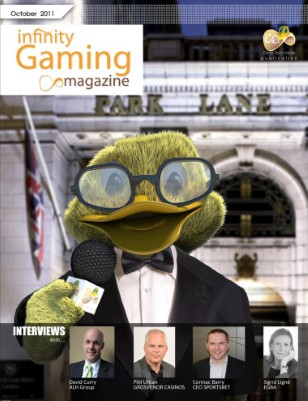 Infinity Gaming magazine October 2011