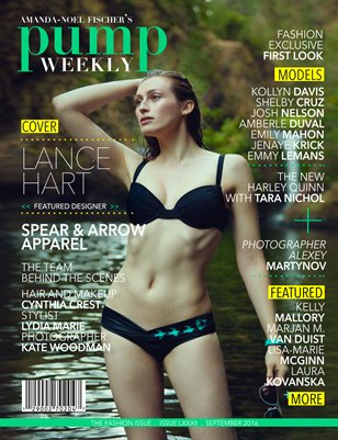 PUMP Magazine Fashion Edition Issue 82 Vol. II