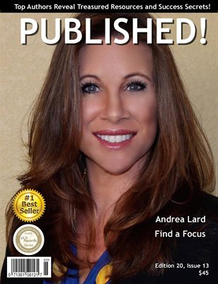 PUBLISHED! Magazine featuring Andrea Lard