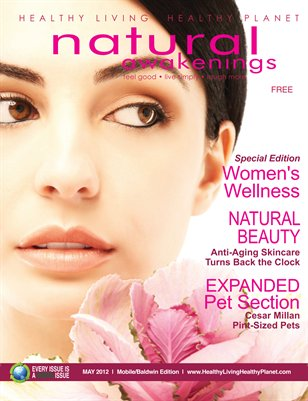 May 2012: Women's Wellness with Expanded Pet Section
