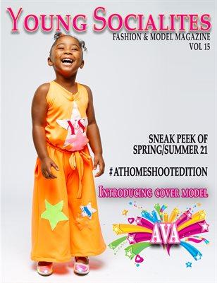 Young Socialites Magazine Volume 15