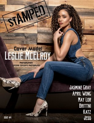 GEI DMV presents STAMPED Magazine Issue #1