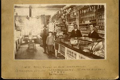 Sylvester Chauteau Hagan Store, Spring Hill, Hickman County, Kentucky
