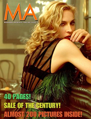 Madonna Archives Fanzine Issue 4