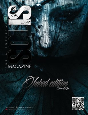 Solis Magazine Issue Nine - Inked Edition