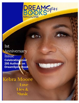 DreamSpire Books - Kebra Moore