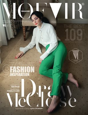 #13 Vol4 Moevir Magazine December Issue 2019