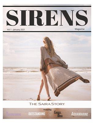 SirensMagazine - January 2021