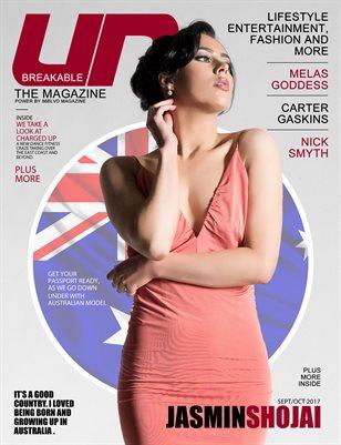 Unbreakable The Magazine - Oct 2017