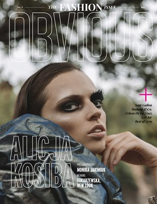 FASHION ISSUE | ALICJA KOSIBA