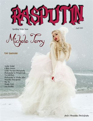 Rasputin Magazine Sparkling Winter Issue 2015