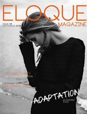 ELOQUE magazine Issue #9 September 2018