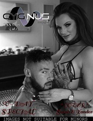 cygnus Mag : issue 15 Vol1