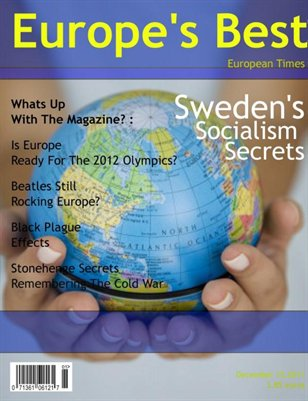 EuroMag by Albert, Jose, Robyn
