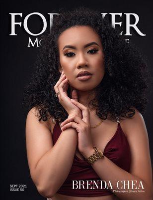FOREVER Model Magazine Sept Open Issue 50