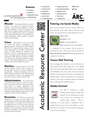 ARC Newsletter OCT