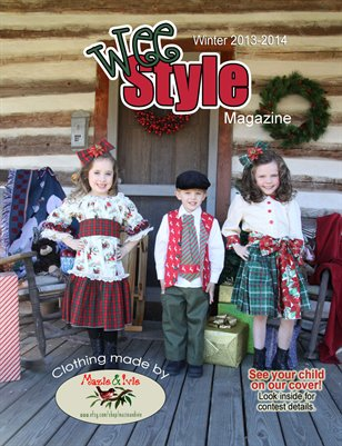Wee Style Magazine Winter 2013-2014