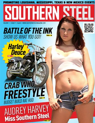 Southern Steel Motorcycle & Car Magazine June 2015