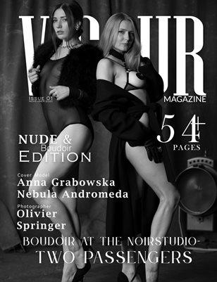 NUDE & Boudoir Edition Issue 1