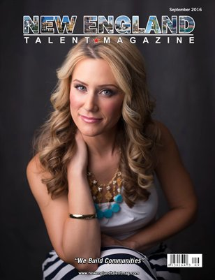 New England Talent Magazine September 2016 Edition