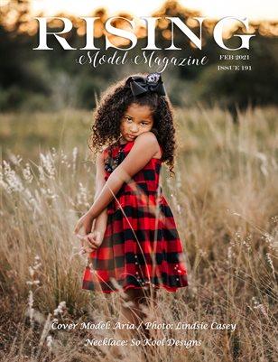 Rising Model Magazine Issue #191