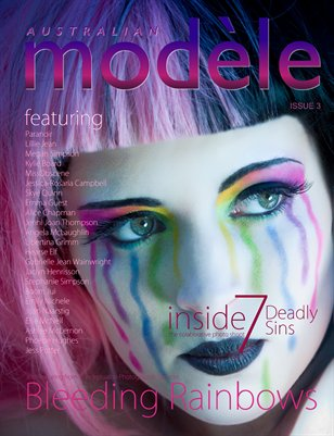 Australian Modele - Issue 3 - Colour