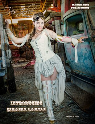 2016 March Steampunk