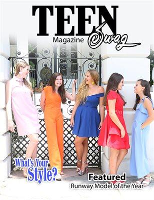 Teen Swag Magazine Edition 3
