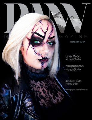 October 2019 Makeup Challenge