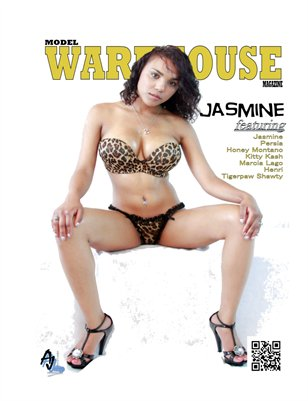 Model Warehouse Magazine Jasmine July 2014 Issue