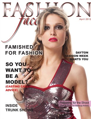 FASHION FACES April 2012