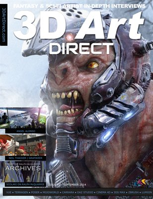 3D Art Direct Issue 42