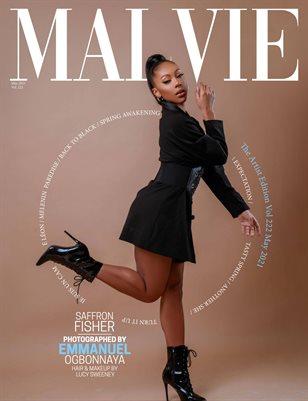 MALVIE Magazine The Artist Edition Vol 222 May 2021