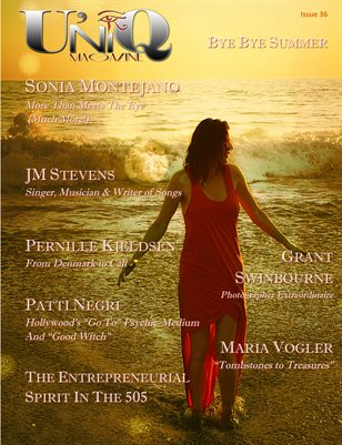 U'NiQ Magazine - Issue 36