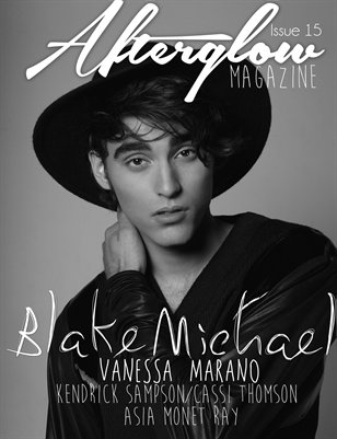 Issue 15/ Blake Michael