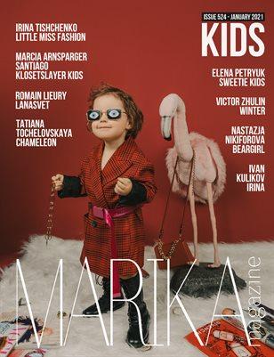 MARIKA MAGAZINE KIDS (ISSUE 524 - January)