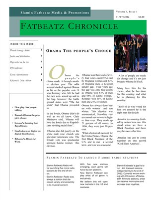 FATBEATZ CHRONICLE