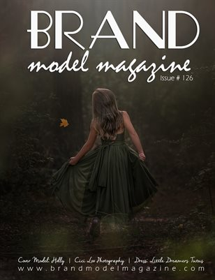 Brand Model Magazine  Issue # 126