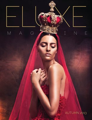 Eluxe Magazine: Our Debut Issue Autumn 2014