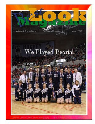Best Look Magazine - March 2015 - Ridgeview Basketball Special Edition