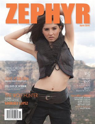 ZEPHYR Magazine - Apr. 2014 [Issue #18]