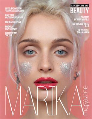 MARIKA MAGAZINE BEAUTY (ISSUE 964 - JUNE)