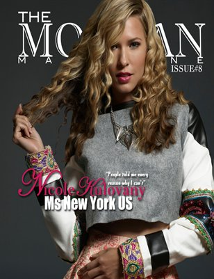 The Morgan Magazine Issue8