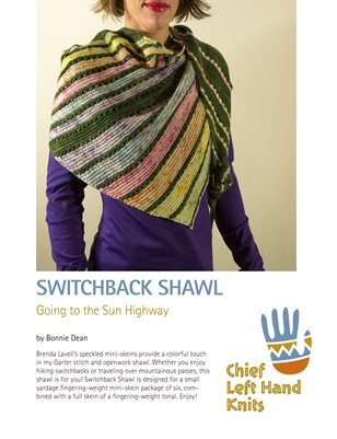 Switchback Shawl