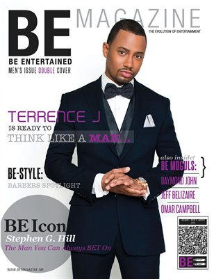 BE Magazine Presents THE MEN'S ISSUE