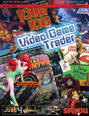 Video Game Trader #27 (Winter 2013)