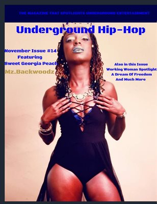 Underground Hip-Hop Magazine November #14