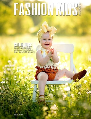 Fashion Kids Magazine | Issue #130
