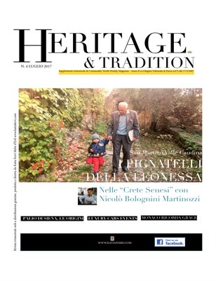 Heritage & Tradition Magazine 7/9 2017