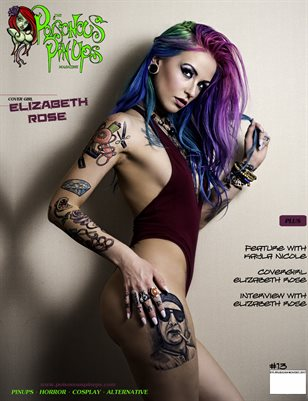 Poisonous Pinups Magazine Issue13